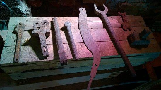 Salo, Φινλανδία: Old working tools