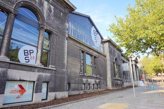 BPS22, Musee d'art de la Province de Hainaut