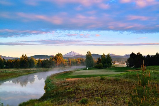 Sunriver Resort_Golf_Crosswater