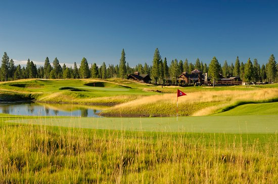 Sunriver Resort_Golf_Caldera