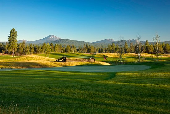Sunriver, OR: Caldera Links Golf Course