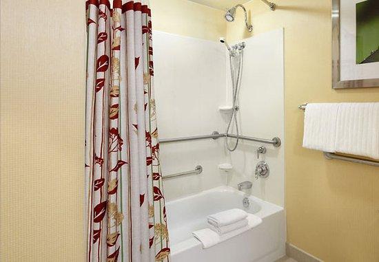 Homestead, Pensilvania: Accessible Bathroom