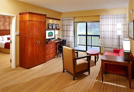 Homestead, Pensilvania: King Suite