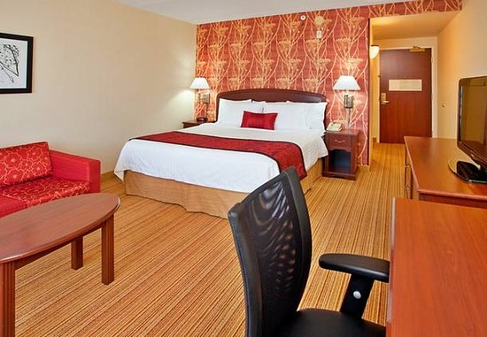 Markham, Canadá: King Guest Room
