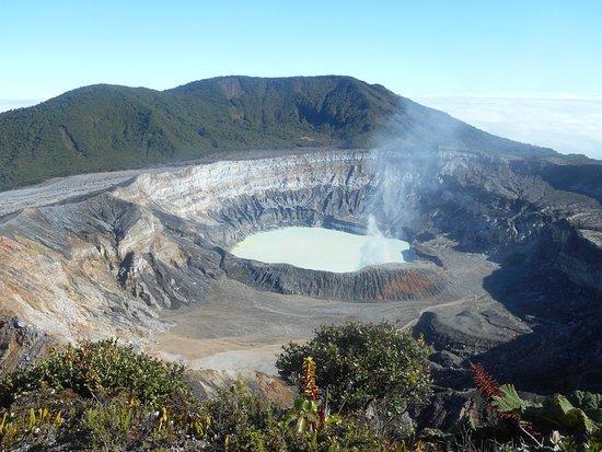 Poas Volcano National Park, Costa Rica: A vous de voir !