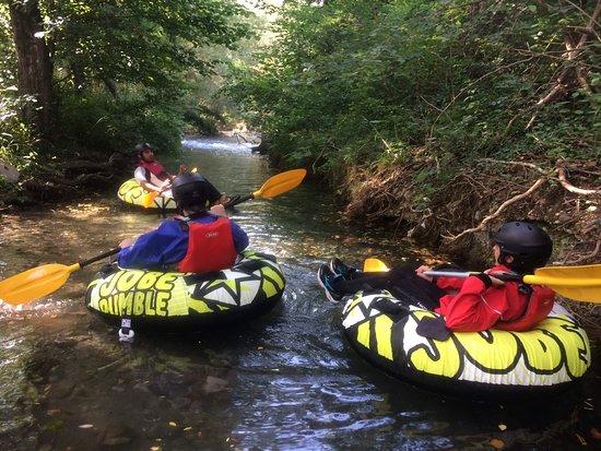 Viggianello, Italia: Pollino River Tubing