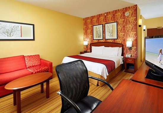 แอลทูนา, เพนซิลเวเนีย: King Guest Room