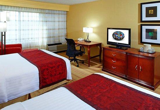 แอลทูนา, เพนซิลเวเนีย: Queen/Queen Guest Room