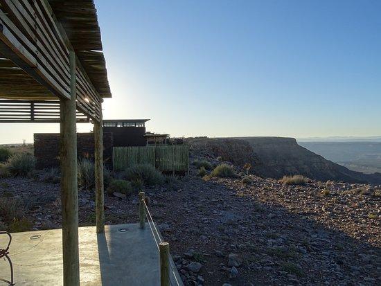 Fish River Canyon, Namibië: Chambre 16