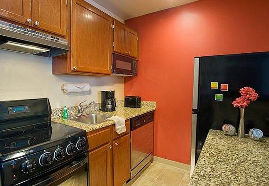Sterling, VA: Studio Suite Kitchen