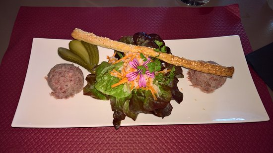 Limoux, Francia: Pate Starter