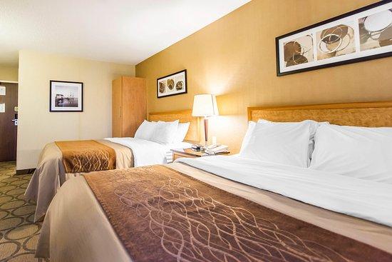 Νέα Γλασκώβη, Καναδάς: Guest Room