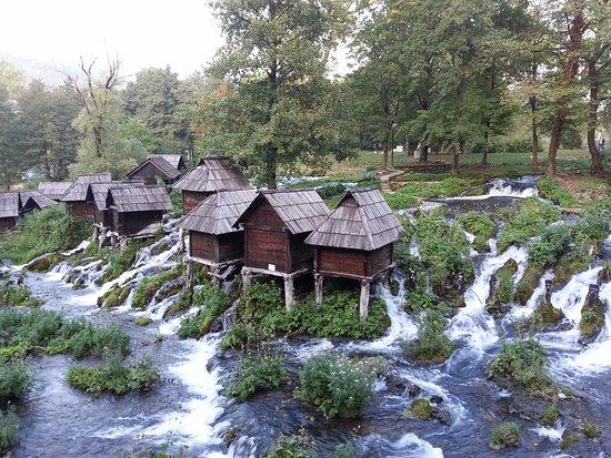 Jajce-Watermills