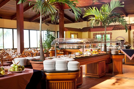Barcelo San Jose: Anfora Restaurant