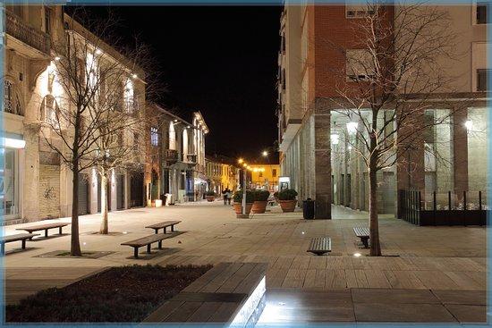 Corso Garibaldi Da Piazza San Magno A Legnano