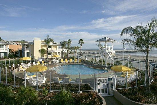 Avila Beach, CA: Heated Oceanfront Pool