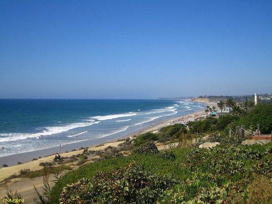 Holiday Inn Express San Diego - Escondido: 17 miles away to Del Mar Beach