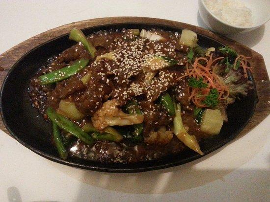 Rosebud, Australie : Mongolian Beef