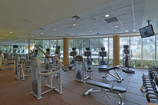 Doral, FL: Fitness Center