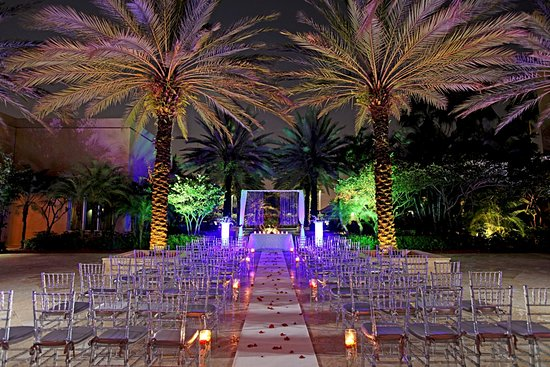Doral, FL: Reception Area