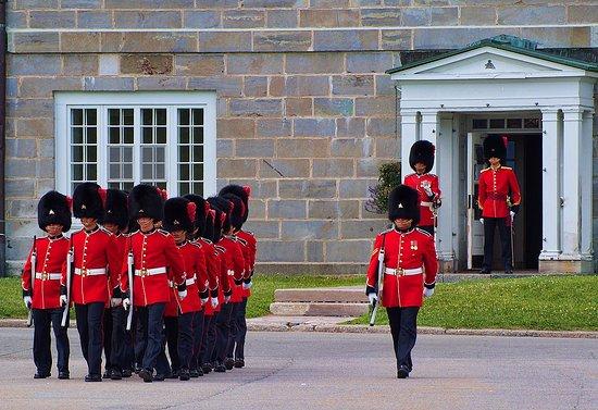 La Citadelle de Quebec: La relève