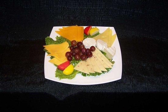 Lisle, Ιλινόις: Assorted Cheese Tray