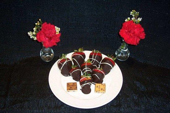 Lisle, Ιλινόις: Chocolate Covered Strawberries