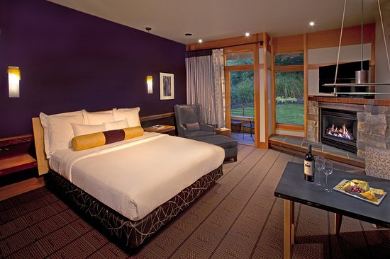 Woodinville, WA: Willows Lodge Guest Room