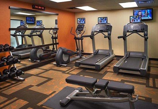 Utica, ميتشجان: Fitness Center