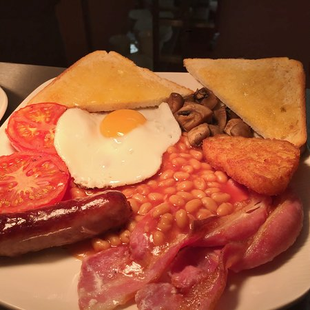 Dronfield, UK: Ferndale All Day Gardeners Breakfast