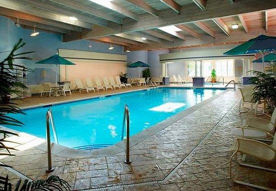 West Des Moines, IA: Indoor Pool