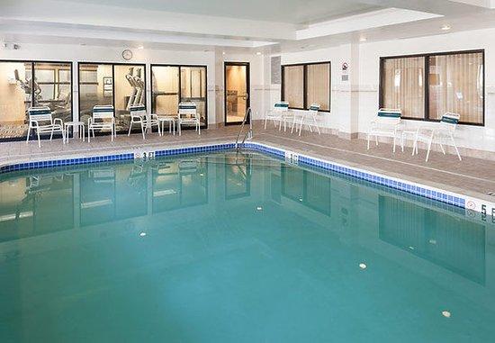 ซอเมอร์เซ็ต, นิวเจอร์ซีย์: Indoor Pool