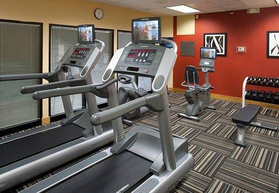 ซอเมอร์เซ็ต, นิวเจอร์ซีย์: Fitness Center