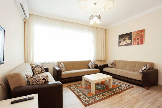 Berce Otel: Two Bedrooms Apartment for 9 Person