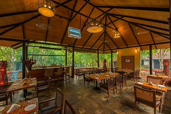 Bandipur National Park, Ấn Độ: Restaurant / dining