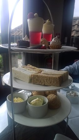 Barnham Broom, UK: Afternoon Tea