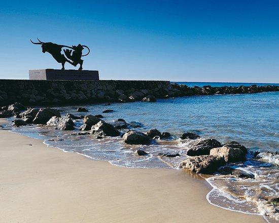 Playa de Adarró