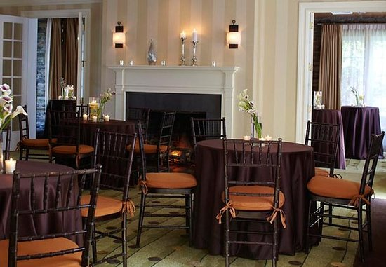 White Plains, Νέα Υόρκη: Mansion Cocktail Reception