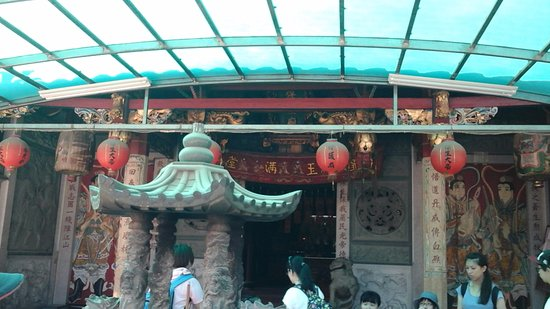 Kinmen, Taiwán: 保生大帝廟