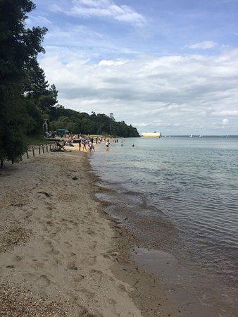 Osborne House: The Royal Beach!