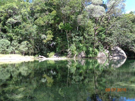 Babinda, Australia: One of the beautiful pools