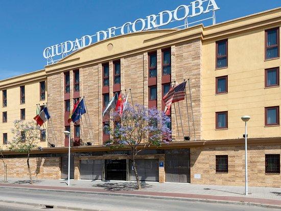 Exe Ciudad de Cordoba : Fachada