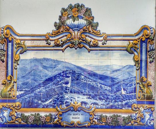 Pinhao Railway Station