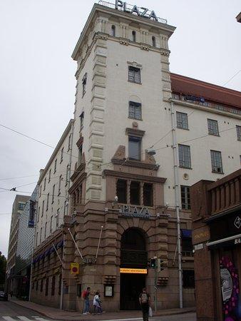 Foto de Radisson Blu Plaza Hotel, Helsinki