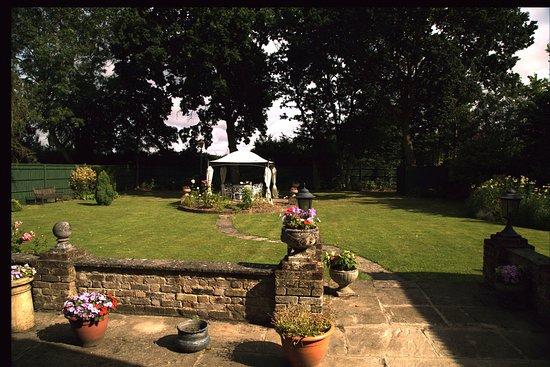 Tudor Place: Überblick über den Garten