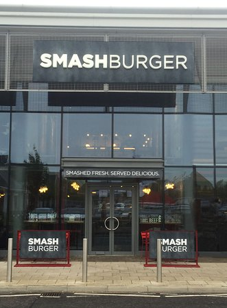 Buckinghamshire, UK: Smashburger Milton Keynes