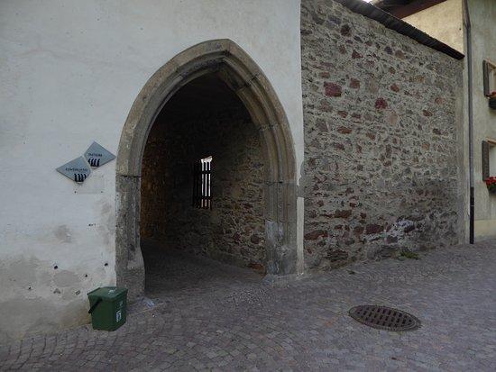Senales, Italia: Klosteranlage - Impressionen 5