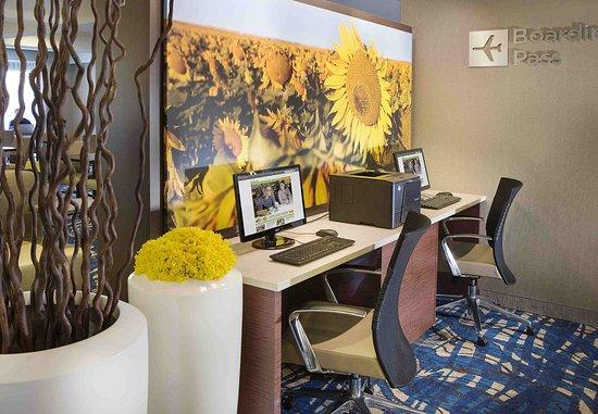 Lynnwood, Waszyngton: Business Center