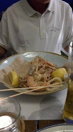 Meina, Włochy: buon appetito