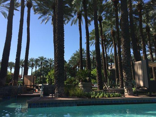 Hyatt Regency Scottsdale Resort and Spa at Gainey Ranch: Relaxing spot